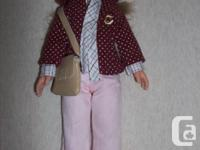 "I have 2 beautiful Corolle doll 14"" for sale ! IN MINT"