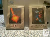 Both are unopened. Star Trek 3 | The Search For Spock.