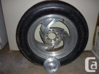 A must see!! Beautiful Eagle Alloys rims with 10 Stud