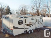 JAYCO EAGLE 33 FOOT SUPER DELUXE 2008 BOUGHT ACHETEE