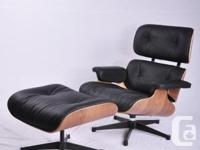The Eames Lobby Chair & Footrest is just one of one of