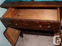 Antique Wash Stand! All Original! Great Project for