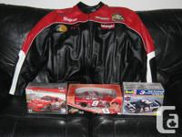 Great deal of Dale Earnhardt collectibles ... All are