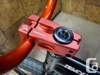 Eastern GRIM REAPER 4130 chromoly bmx bike, inventory for sale  British Columbia
