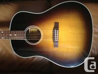 Eastman E10SS slope shoulder acoustic guitar in