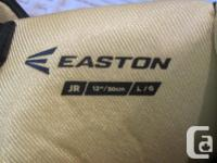 """Mint Condition, never used, Easton Stealth 75s Jr. 12"""""""