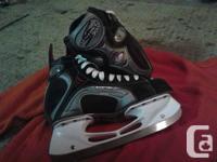 Easton synergy ice skates  NEW $100 OBO   TONY