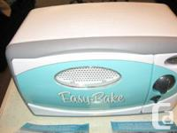 Easy Bake Oven  Box Was Opened, But Oven Was Never