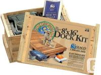 Seaco Marine Dock Kits  The original build-your-own