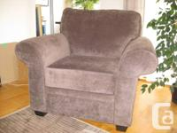 2 PRODUCTS for sale:.  Big EASYCHAIR, new - $140.