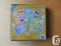 Eboo French Bingo, complete as new, comes with cloth
