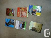 i have lots of books from ECE books to books from my