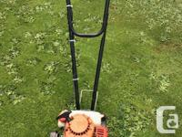Echo tiller for sale. It is 7 years old. It has a new