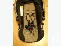 Location is summerside~! I have a car seat with a base,