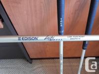 Edison Lady Quest Graphite Shaft right hand golf
