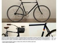 Offering mint disorder uncommon fourstar linus bike.