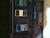 miscellaneous effects pedals for sale including: boss