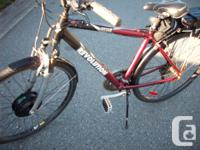 This hub motor is new, And bike has been service by a