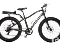Introducing the SURFACE604 Electric Power FAT BIKE