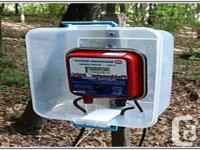 im looking for a electric fence charge box and anything