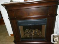 Electric Fireplace Version EF26 by CFM Corporation. 26