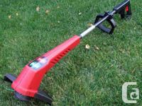 The Toro 3.6 amp 14-inch Electric String Trimmer/Edger