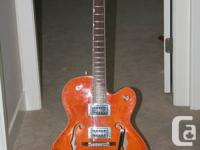 Electric Gretsch Guitar. Please call for information.