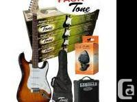 Guitare electrique avec ampli pas chèr  TONE GUITAR