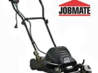 This Jobmate 8 Amp 18-inch Mulching Side Discharge