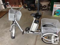 This trike was purchased by my wifes grandfather just