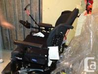 Invancare Ranger X Motorized Mobility device: