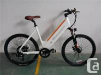 This eRanger GT45 bike is just one of the lightest