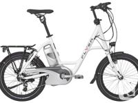 ELECTRIC BIKE / EBIKE. FLYER OF SWITZERLAND.  iSY