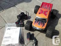 Selling a USED 1/10 Scale Ruckus 2WD Electric RTR R/C