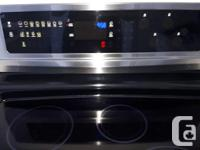 """Electrolux 30"""" Wave-Touch electric range induction"""