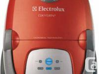 Electrolux EL7020BZ Oxygen 3 Ultra Canister Vacuum By