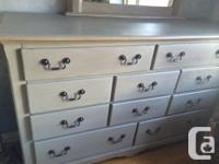 Beautiful 10 drawer bureau from Kendyl Collection and