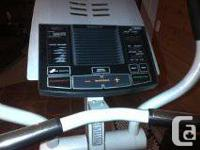 Available by Proprietor. 1 Weider Platinum Plus workout
