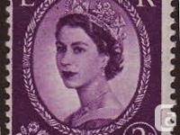 Day Cover of the Crowning Of Queen Elisabeth. 1953. It