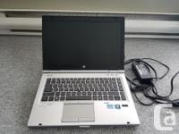 EliteBook 8460p - 256GB SSD (Samsung EVO 850) - 8GB RAM