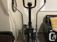 this Elliptical is a good condition. Works perfect.