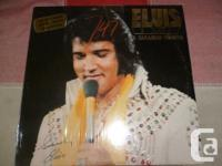 Hi, this is a gem from my record collection, an Elvis