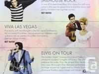 ELVIS Blu-Ray Collection: Jailhouse Rock / Viva Las