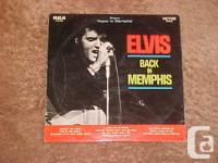 THIS DOUBLE ELVIS ALBUM, FROM MEMPHIS TO VEGAS, WAS