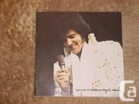 A STUNNING ELVIS PRESLEY COLLECTABE. THIS IS AN ELVIS