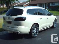 Make. Buick. Model. Territory. Year. 2008. Colour.