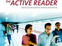 Used for Uvic.  The Scholastic Reader Second Ed. Book