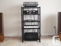 Energy 22 Reference Connoisseur floor-standing
