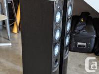Energy Connoisseur CF-50 Floorstanding Speakers 4 years