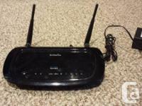 EnGenius ESR600H XtraRange Dual Band Wireless-N